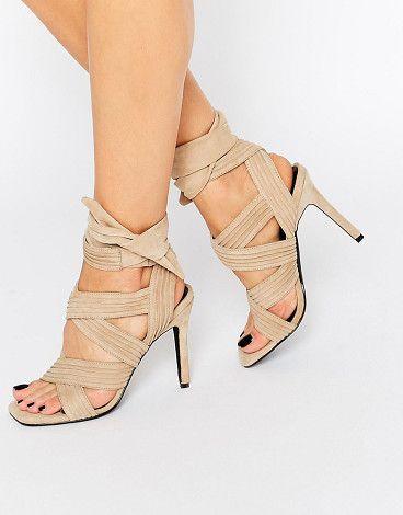SENSO Bow stiletto sandals NnTaL7WqVB