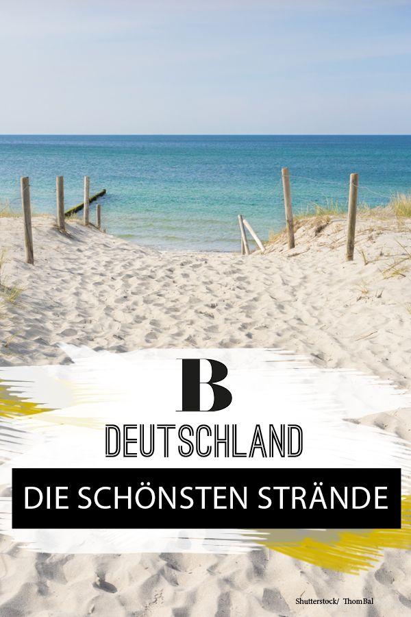 auf ans meer das sind die 10 sch nsten str nde in deutschland germany pinterest. Black Bedroom Furniture Sets. Home Design Ideas
