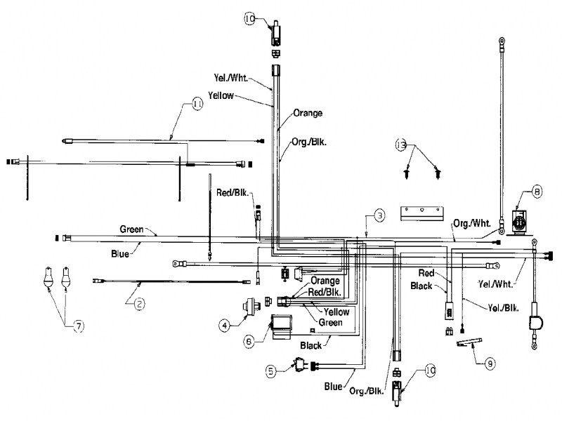 wiring diagram mtd lawn tractor wiring diagram andmtd