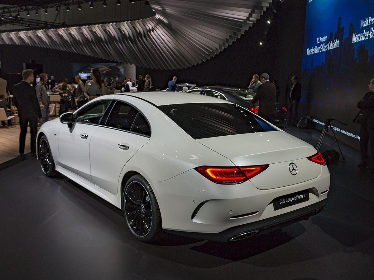 2019 Mercedes Benz Cls400 Release Car 2019 Mercedes Benz Cls