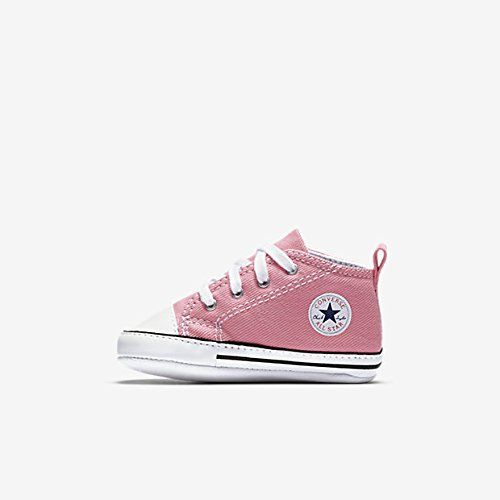 Converse First Star Hi Pink 88871 Crib Size 2 >>> See this