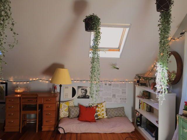 Here Is My Room! I Feel Like I'm Living In A Magic