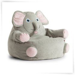 Admirable Comfort Research Bagimals Arm Chair Bean Bag Elephant Ibusinesslaw Wood Chair Design Ideas Ibusinesslaworg