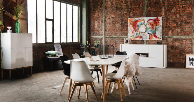 Zizo meubelen design betaalbaar keldermans eetkamer