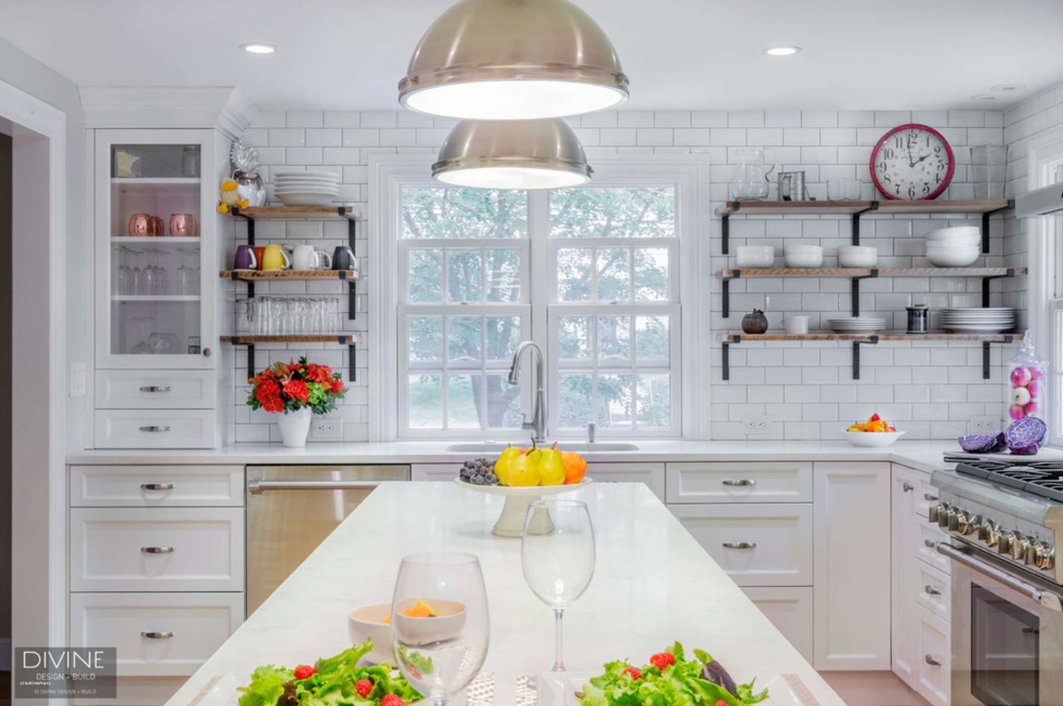 30+ Awesome Farmhouse Style On A Budget Kitchen Ideas | Budget ...