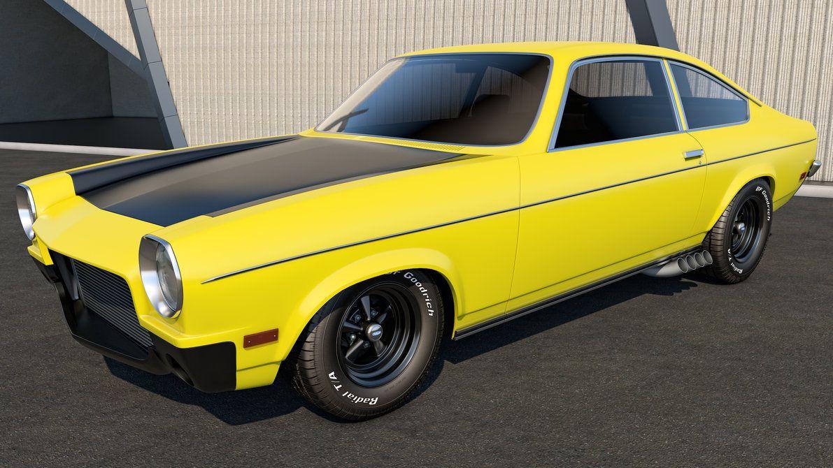 1971 Chevrolet Vega By Samcurry Autos Vegas
