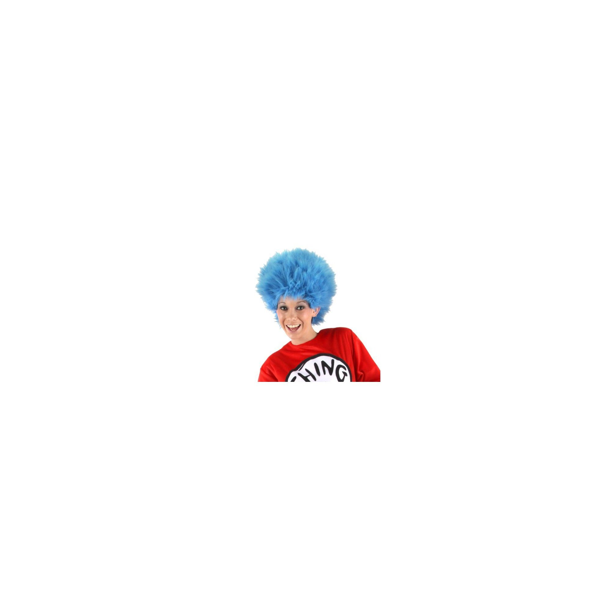 Dr. Seuss Adult Thing 1 and 2 Wig 755de244b6