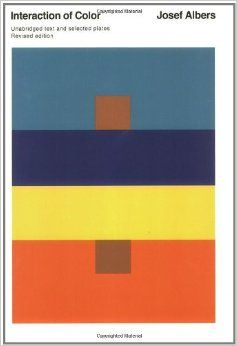 explore josef albers color theory and more - Books On Color Theory