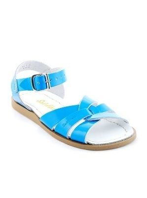 Salt Water Sandals Turquoise | Saltwater sandals women