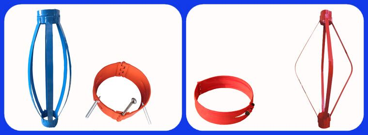 Drillpipe Bow Spring Centralizer For Cementing Operations