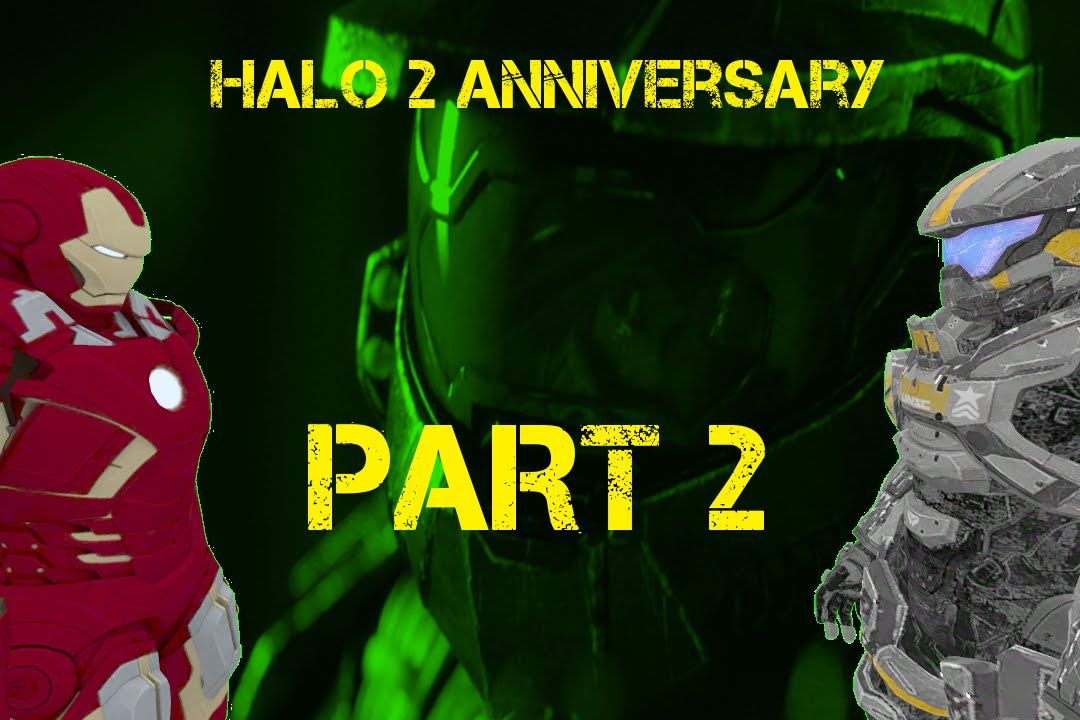 Game Buds Halo Master Chief Collection   HALO 2 A part 2