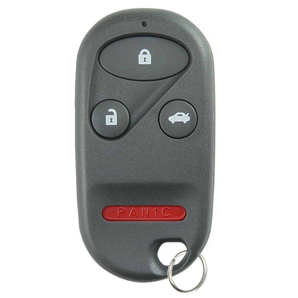 KeylessOption Keyless Entry Remote Control Car Key Fob