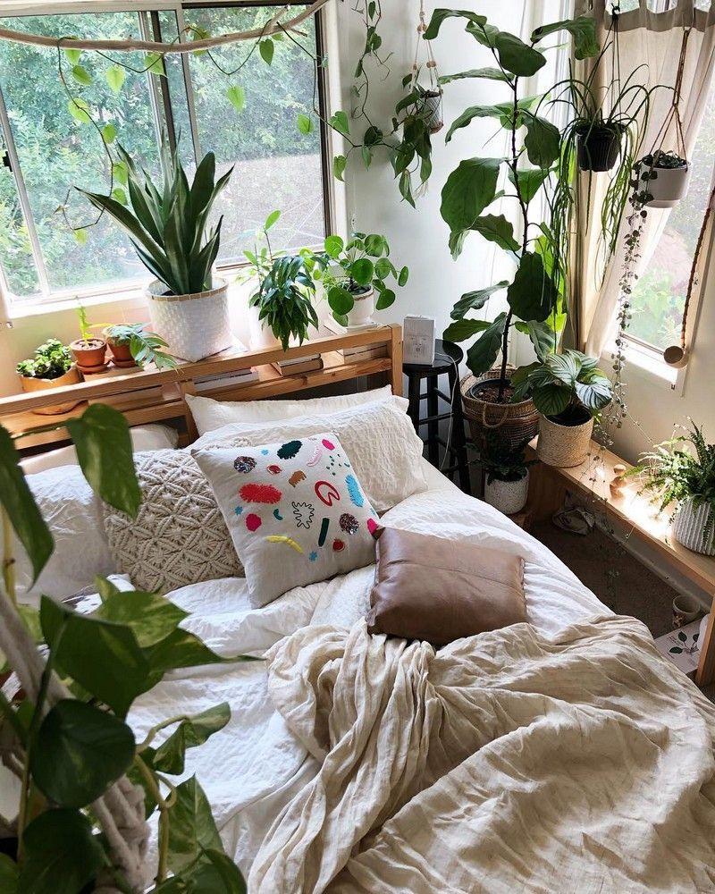 Bohemian Bedroom And Home Decoration Ideas #boho #bohem #boholife #bohemlife