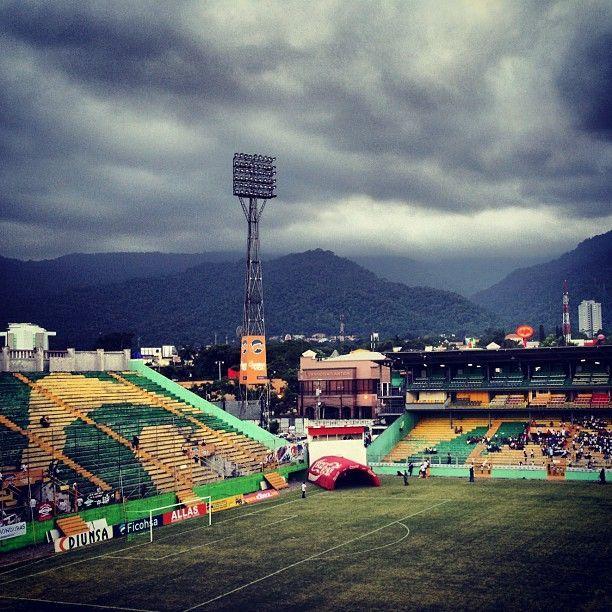 Estadio Francisco Morazán in San Pedro Sula, Cortés #sanpedrosula Estadio Francisco Morazán in San Pedro Sula, Cortés #sanpedrosula
