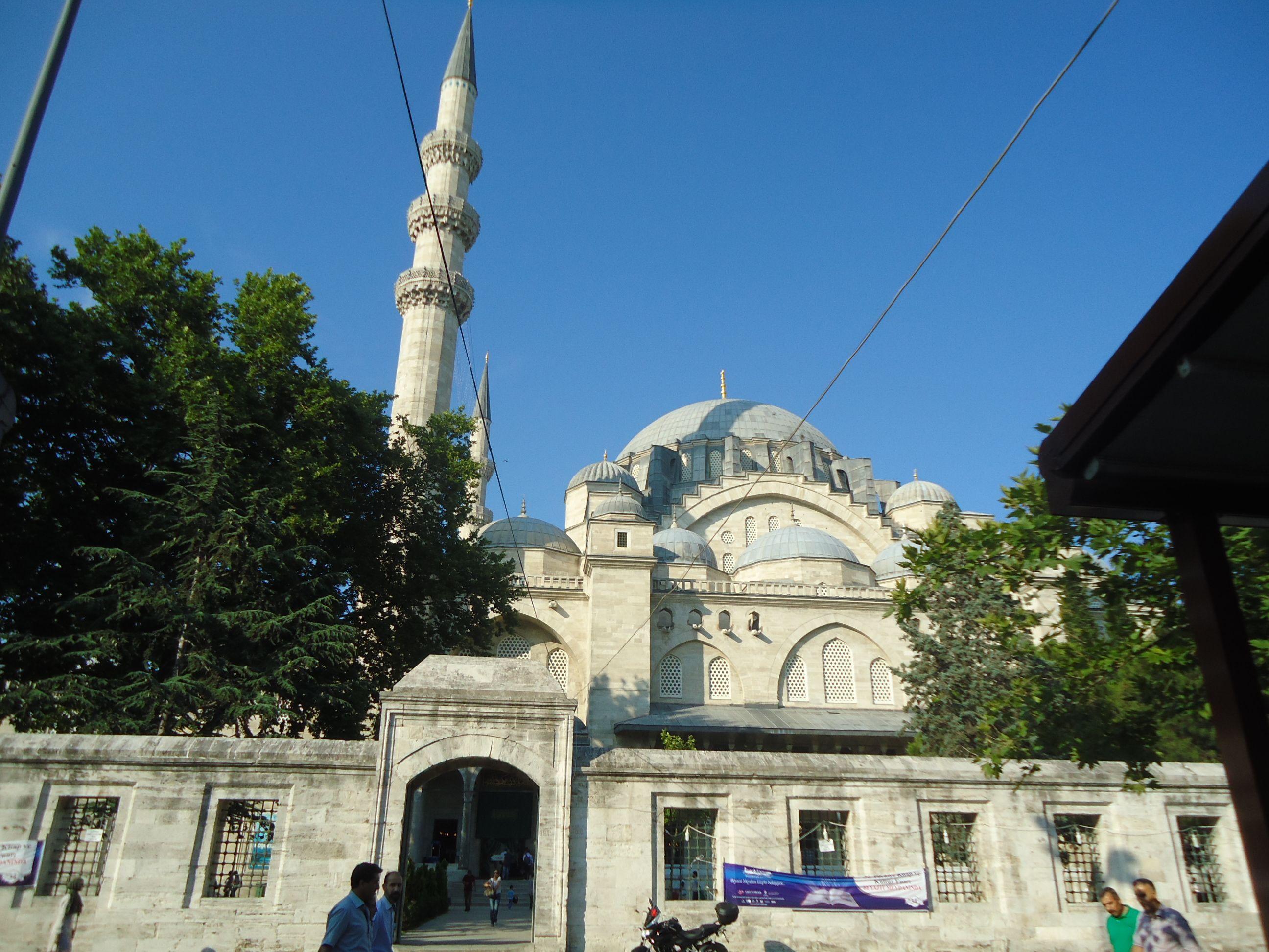 Moskee Süleyman