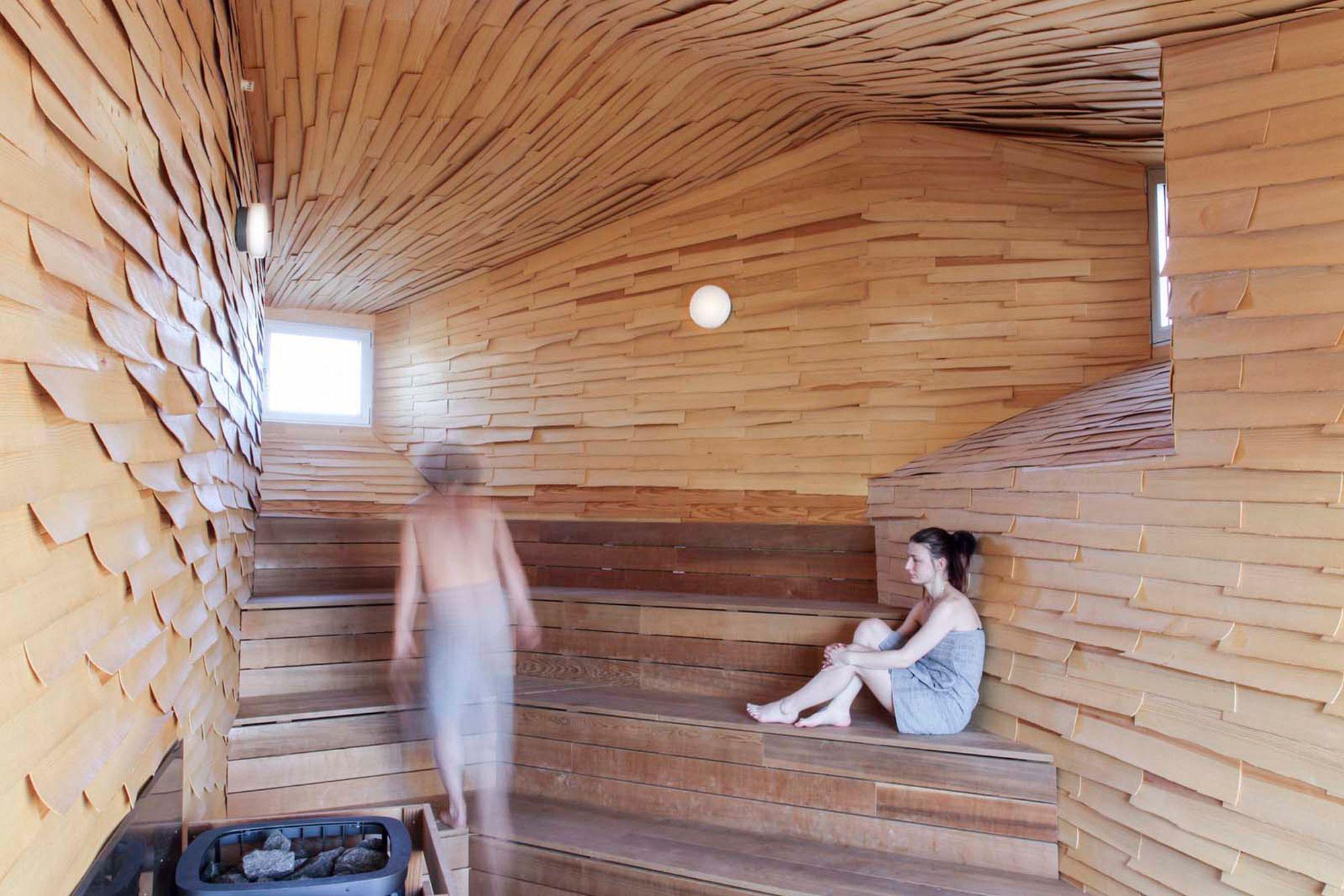 Steam Dreams - Sauna in Göteborg von raumlaborberlin | Saunas ...