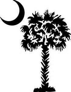 palmetto tree outline bing images printables pinterest rh pinterest com palmetto tree clip art free Palmetto Tree Silhouette
