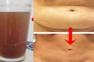 Bebida Secreta Que Derrete A Gordura Da Barriga Em Apenas 2 Semanas