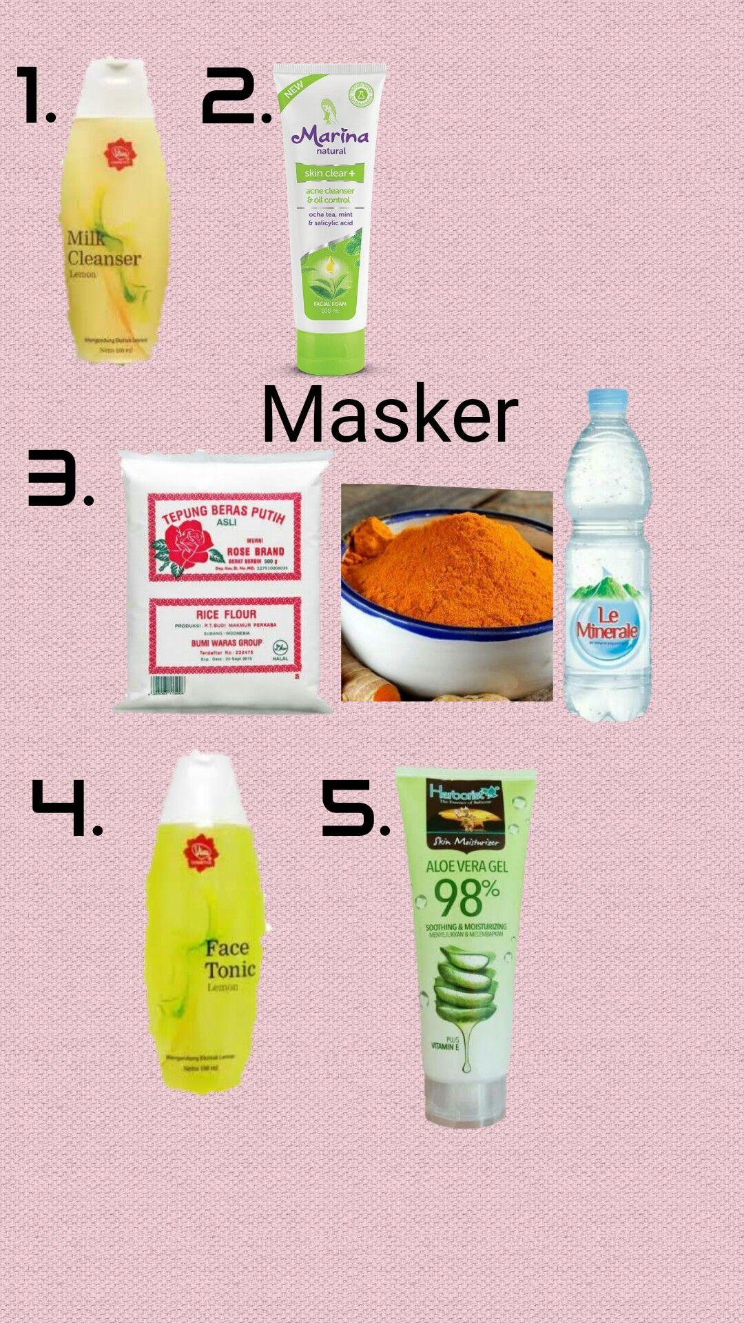 Manfaat Masker Beras Dan Kunyit Untuk Jerawat