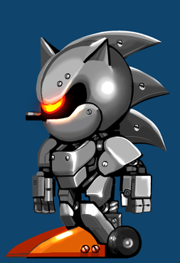 Sonic Journeys Metal Sonic Game Sonic Sonic The Hedgehog Sonic