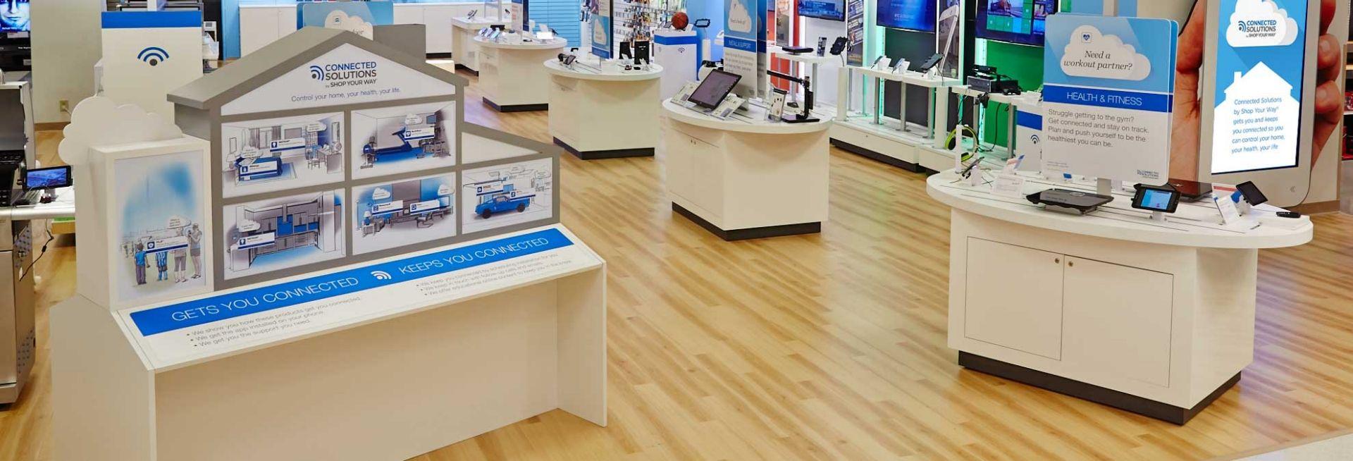 Sears Ramps Up Its Smart Home Line Smart home, Home