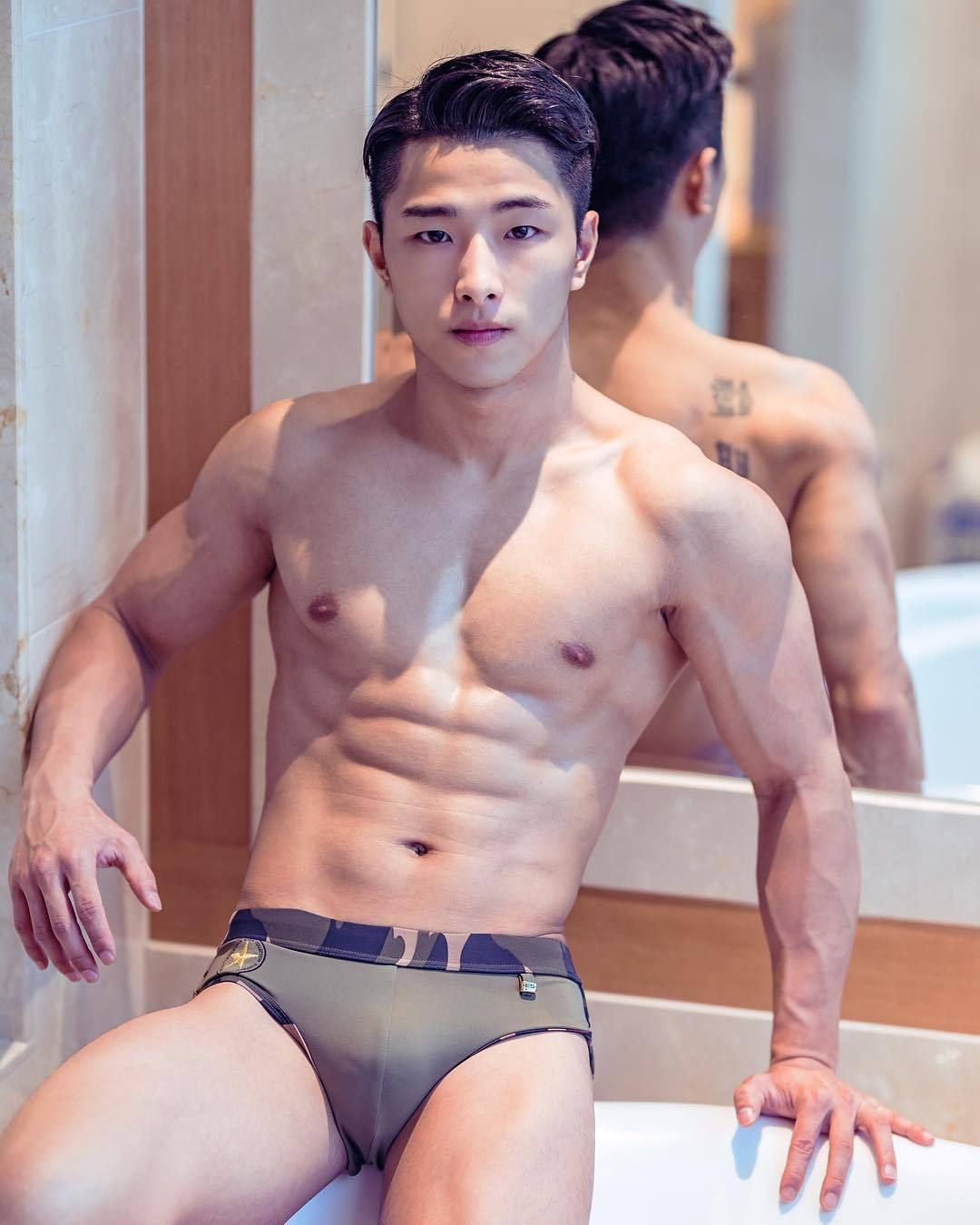 Asian guys with big dicks