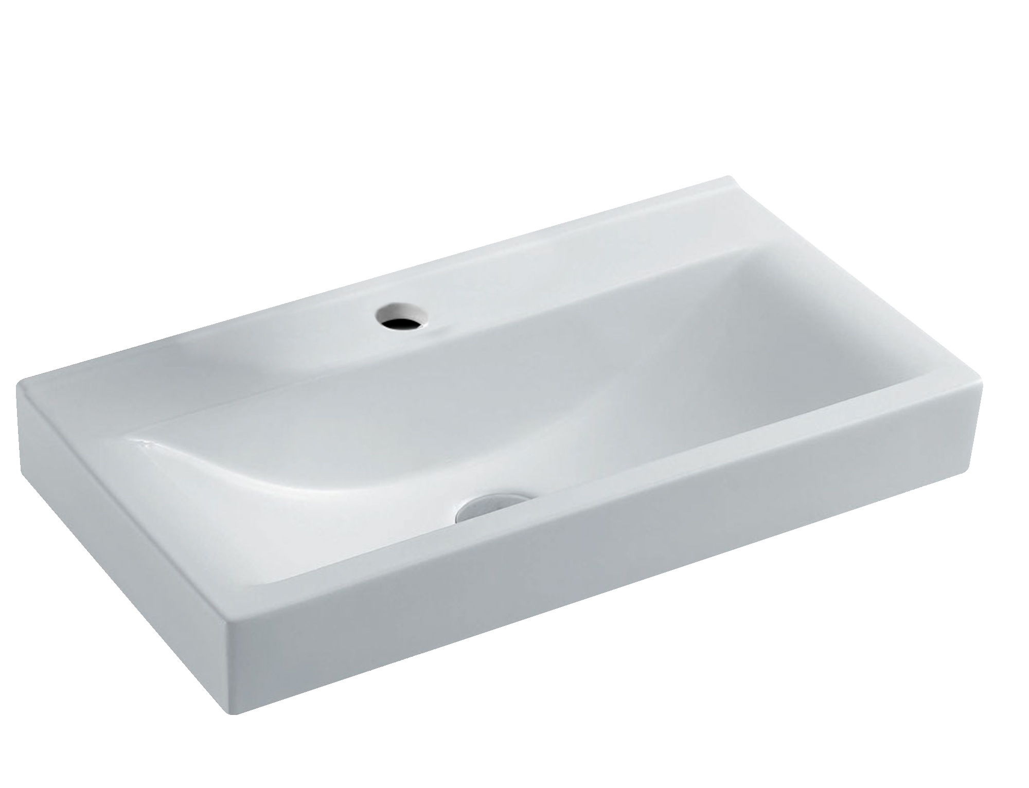 Choose One Of Our Stunning White Porcelain Drop In Sinks A Beautiful Timeless Addition To Your Home This Drop In Sink For Single Hole Faucets Fea Drop In Sink
