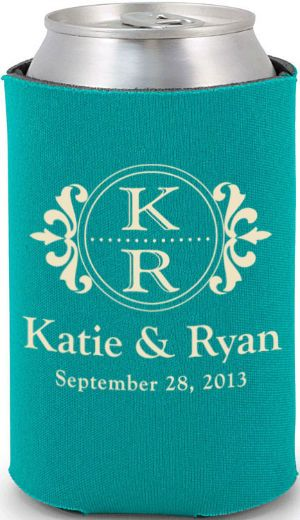 Monogram Wedding Design With