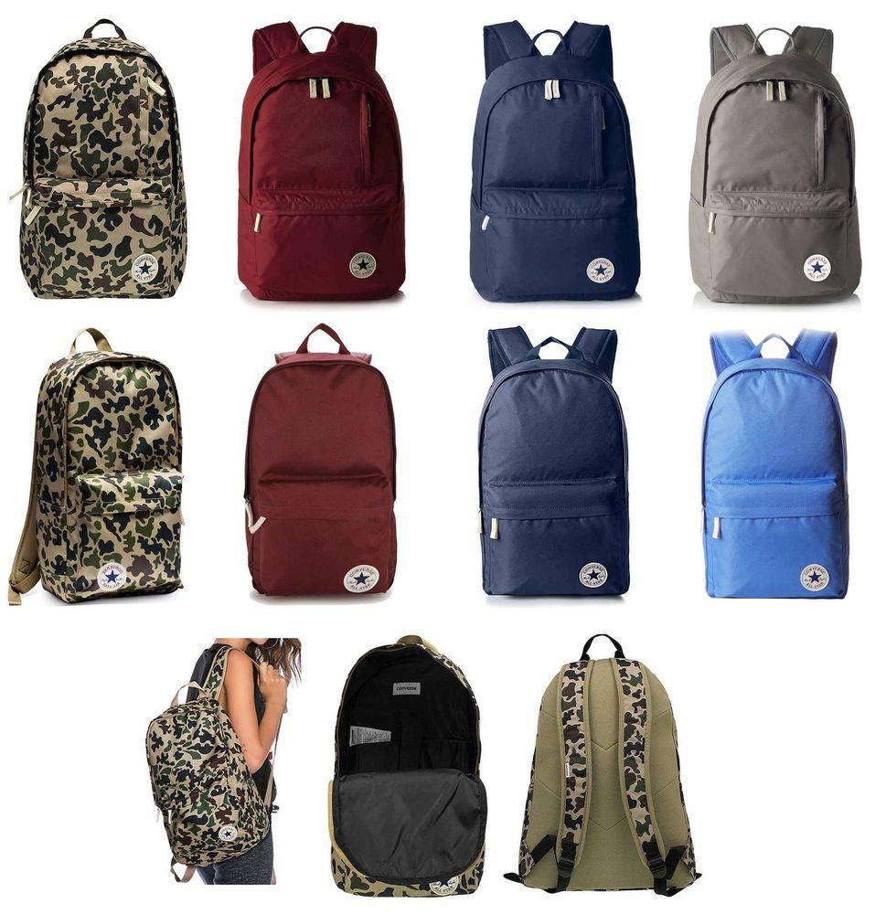 1dc0e5e28d CONVERSE Rucksack ALL STAR Daypack Backpack Reise Sport Tasche Schule Uni  Urlaub  EUR 36