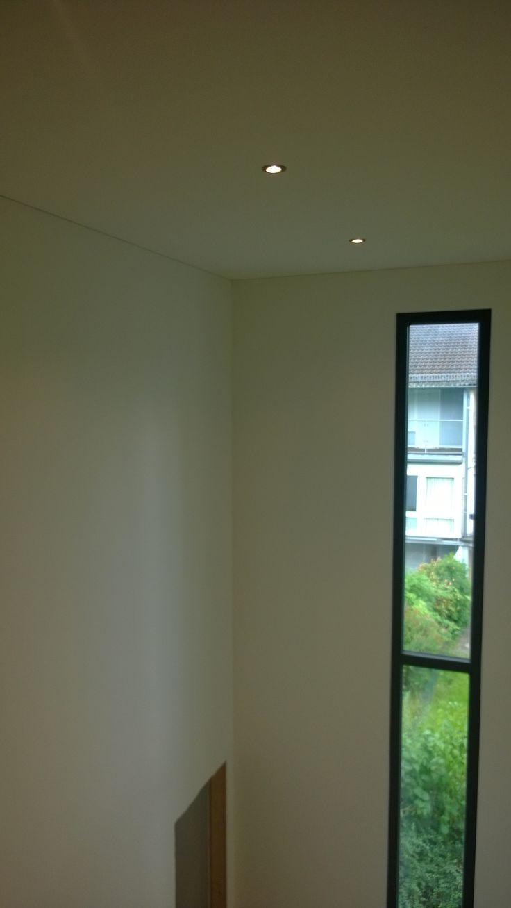 Neubau Malerarbeiten Glatte Wände Und Decken