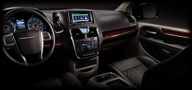 2012 Chrysler Town And Country, Oriented Luxury Minivan