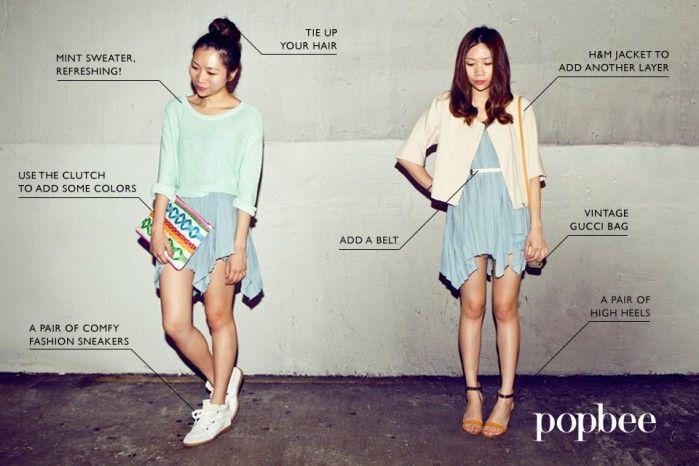 One A.T by Atsuro Tayama Dress, Two Ways. - Blog   Popbee
