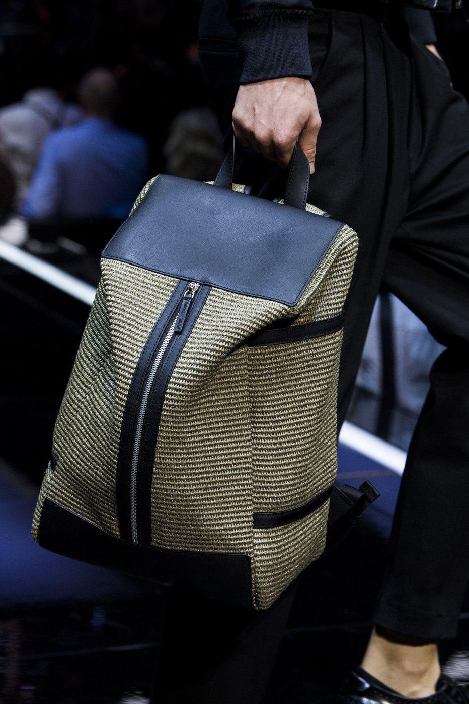 Emporio Armani at Milan Fashion Week Spring 2019 in 2019