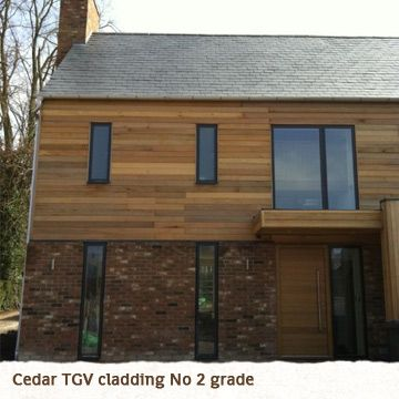 Cladding To Modernise 60 39 S Home The House Pinterest Cladding Cedar Cladding And House