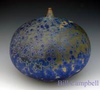 From Jesse Wiseman Hull site, M&M Glaze match {Cantello} Custer spar..... 11 EPK.....19; Barium Carbonate.... 38; zinc oxide...... 18; silica......6; Talc.....8; _______ Rutile..... 7; Copper Carbonate... 1;