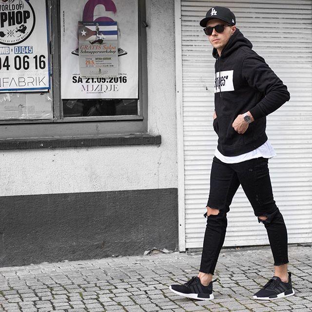 f0580f59d22 Back to Black  Snapchat Konny100 –––––––––––––––––  nmd  adidas ...