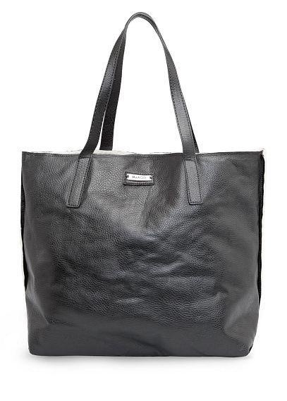 9fcc07250711 Shearling shopper bag - Woman | Pinterest