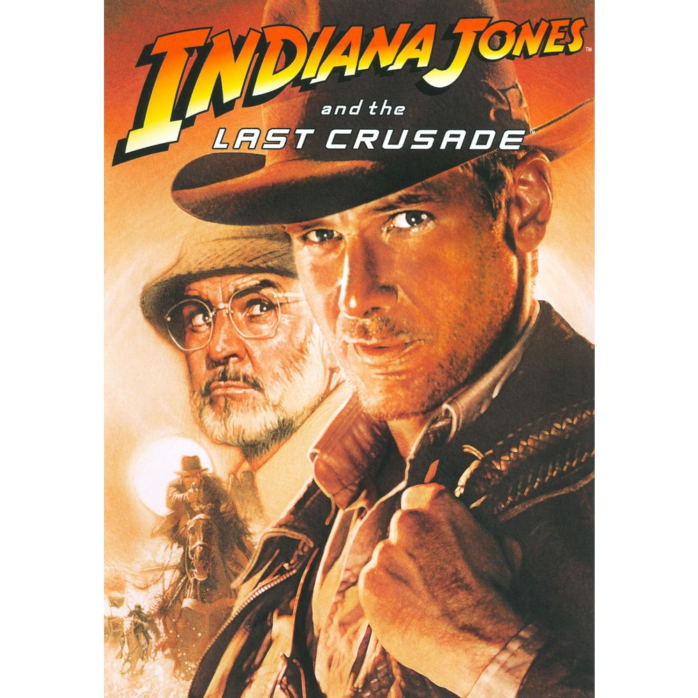 Indiana Jones And The Last Crusade Special Edition Dvd In 2020 Indiana Jones Good Movies Movie Tv