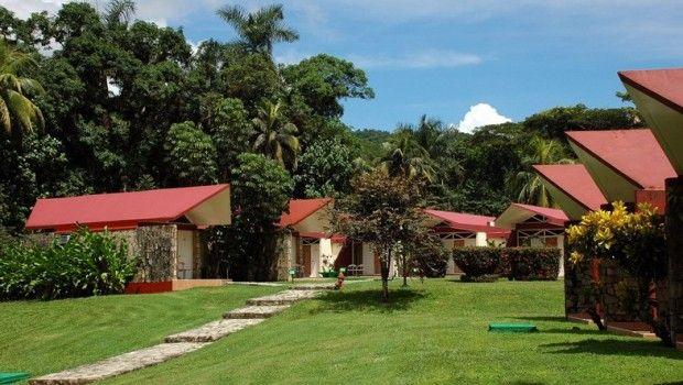 Hotel Villa Soroa is located in the mountain range Sierra