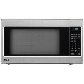 Lg 2 Cu Ft 1 200 Watt Countertop Microwave Stainless Steel Stainless Steel Microwave Countertop Microwave Stainless Steel Oven
