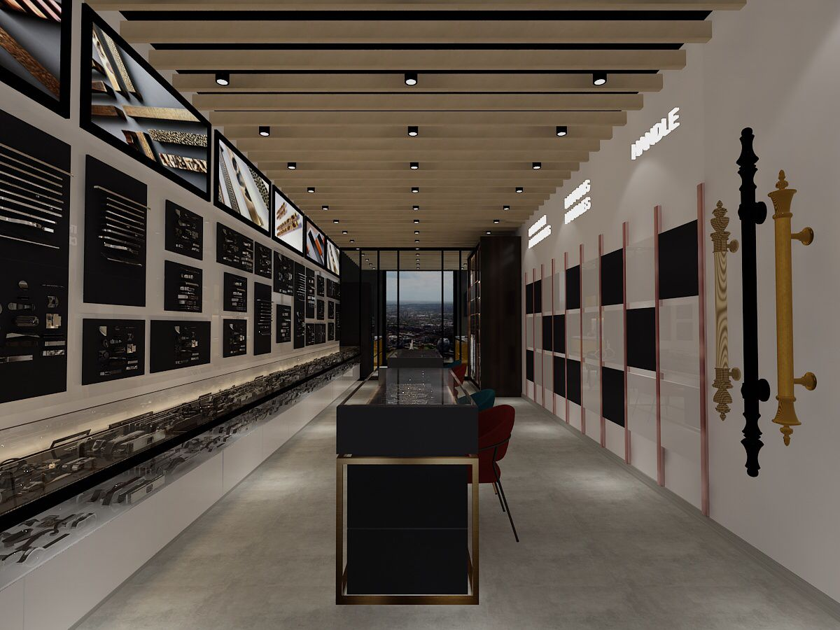 Hardware Store In Nepal Modern Interior Design Design Living