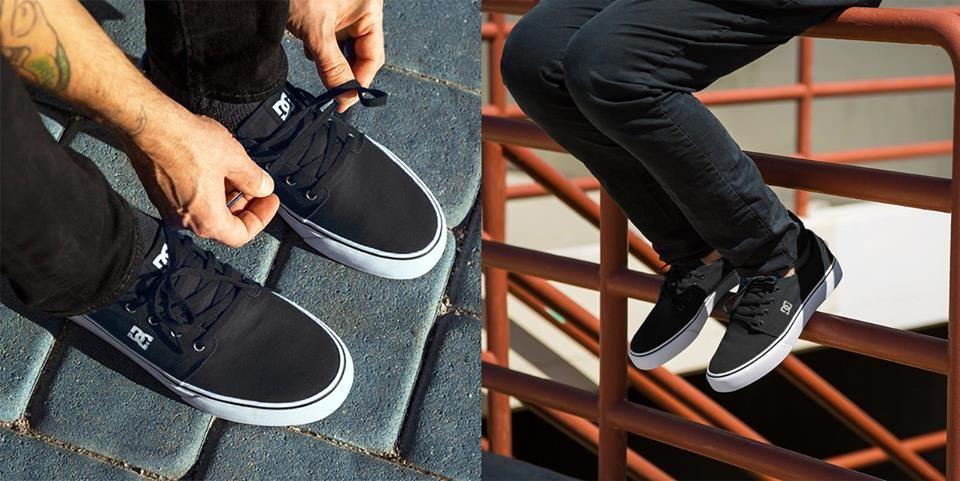 DC skate shoes, DC Trase TX