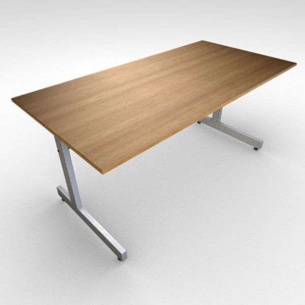 Desk Ikea 3d Models Turbosquid Ikea Office Desk Home Office