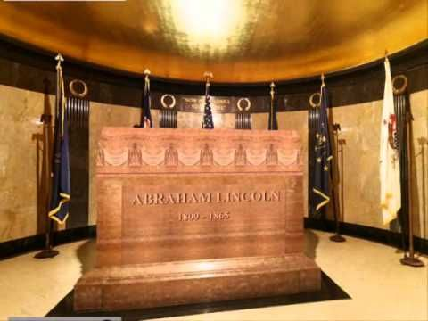 Virtual Tour Of Lincoln Tomb Interior In Springfield Illinois Abraham Lincoln Family Lincoln President Abraham Lincoln