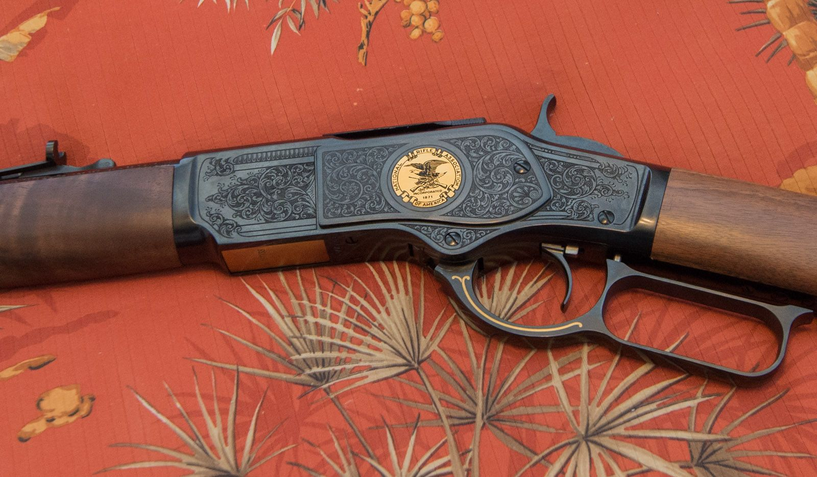 The new Winchester 1873 357 Caliber - Shooters Forum