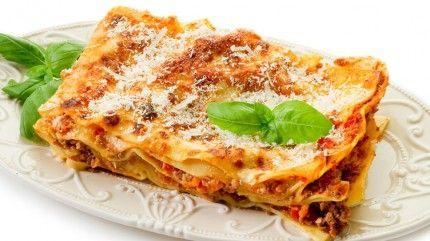 طريقة عمل اللازانيا بدون سلق Lasagna Food And Drink Food
