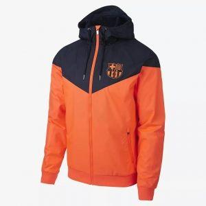 043d82f5164b5 2018 Windbreaker Barcelona Replica Orange Trench Coat  CFC28 ...