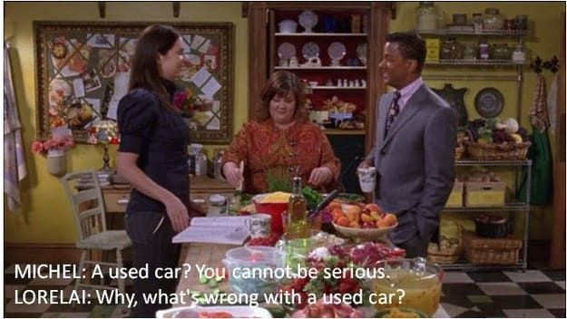 """How Well Do You Remember Season 7 Of """"Gilmore Girls""""?"""