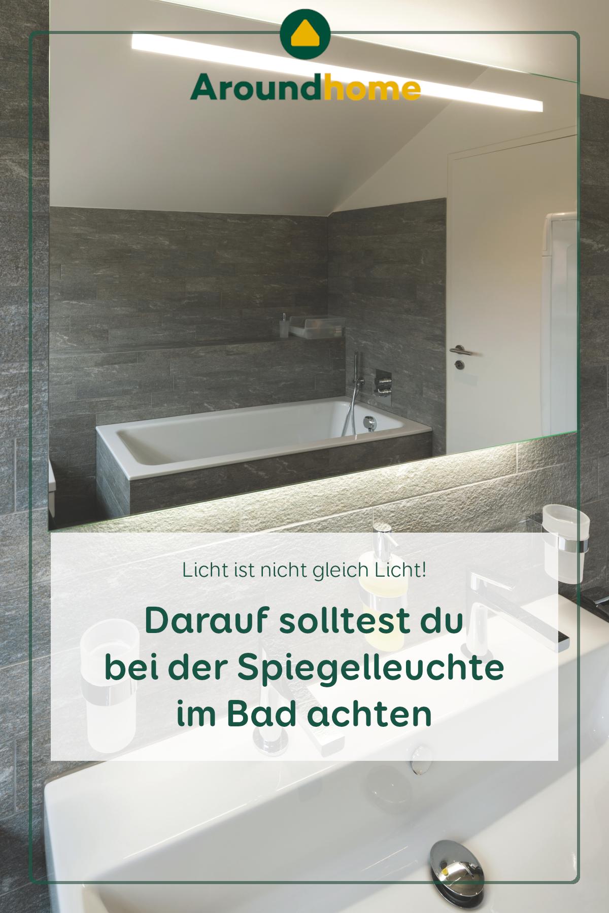 Geeignete Spiegelleuchten Furs Bad In 2020 Badezimmerideen Bad Spiegel