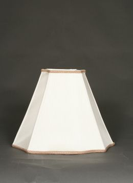 15 Shantung Off White Fancy Oval Lampshade Www Myrlg Com Lampshades